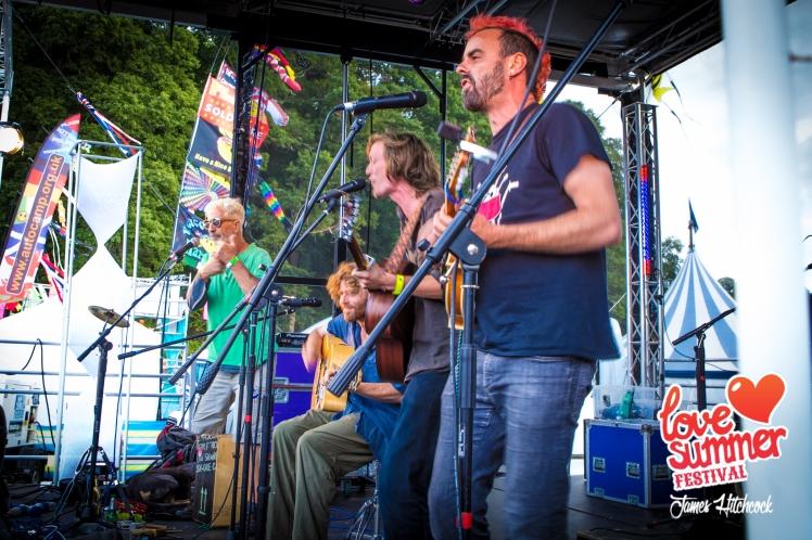 Phat Bollard - Love Summer Festival 2017  - ©James_Hitchcock