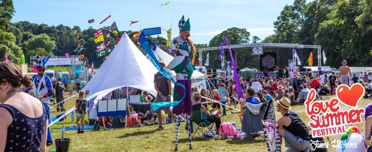 Love Summer Festival 2017 - Newnham Park, Plympton, PL75BN