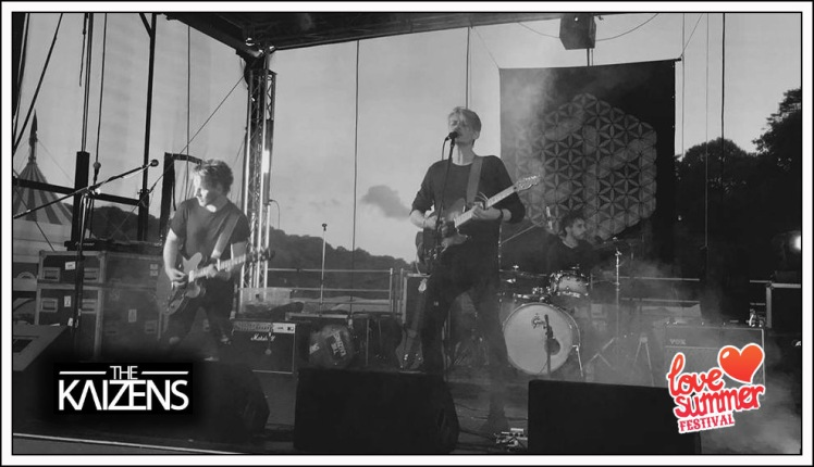 Love Summer Festival - The Kaizens - Supersonics Stage